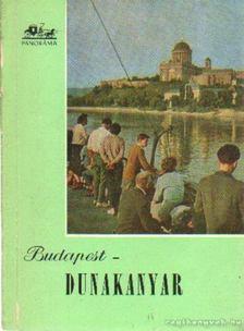 PETHŐ TIBOR - Budapest - Dunakanyar [antikvár]