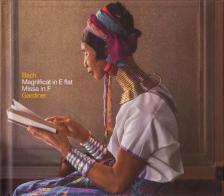 Bach - MAGNIFICAT - MISSA IN F CD GARDINER