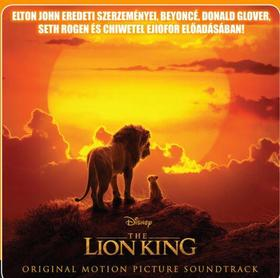 FILMZENE - THE LION KING - CD