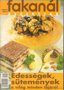 Erdélyi Z. Ágnes - Édességek, sütemények a világ minden tájáról [antikvár]