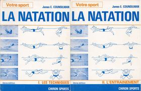 James E. Counsilman - La science de la natation I-II. [antikvár]