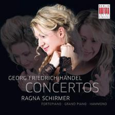 Handel - CONCERTOS 3CD SCHIRMER