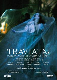 Verdi - TRAVIATA DVD HUBERT & ESCOBAR