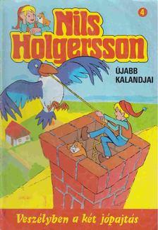 Selma Lagerlöf - Nils Holgersson újabb kalandjai 4. [antikvár]