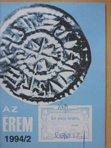 Berényi Zsuzsanna - Az érem 1994/2. [antikvár]
