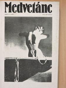 Baloth Zoltán - Medvetánc 1984/2-3. [antikvár]