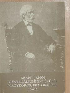 Csűrös Miklós - Arany János Centenáriumi Emlékülés [antikvár]