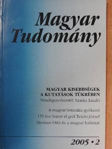 Bíró Péter - Magyar Tudomány 2005. február [antikvár]