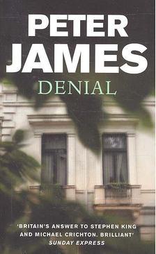 Peter James - Denial [antikvár]