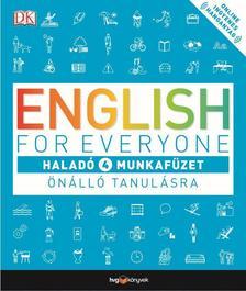 English for Everyone: Haladó 4. munkafüzet   Önálló tanulásra