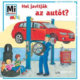 Stefanie Sreinhorst - Mi MICSODA mini füzet - Hol javítják az autót?