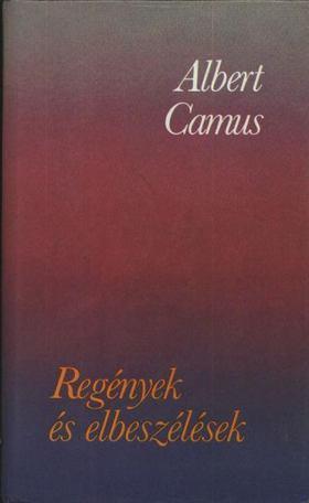 Albert Camus - Regények és elbeszélések [antikvár]