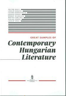 Szlukovényi Katalin - Great Samples of Contemporary Hungarian Literature [antikvár]