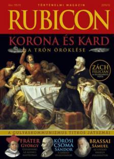 RUBICON - 2019/12 KORONA ÉS KARD