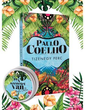Paulo Coelho - Paulo Coelho csomag 3: Tizenegy perc + ajándék 50 ml Yamuna gránátalmás kézkrém