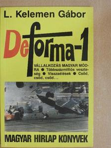 L. Kelemen Gábor - DeForma-1 [antikvár]