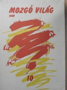 Barta András - Mozgó Világ 1988. október [antikvár]
