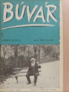 Cavalloni Ferenc - Búvár 1935. június [antikvár]
