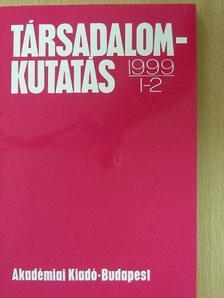 Csámpai Ottó - Társadalomkutatás 1999/1-2. [antikvár]