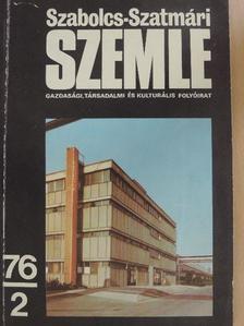 Bachát László - Szabolcs-Szatmári Szemle 1976. május [antikvár]