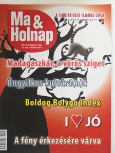 Doró Viktória - Ma & Holnap 2011/6. [antikvár]