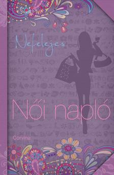 Nefelejcs - Női napló (2 féle borítóval)