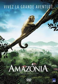 THIERRY RAGOBERT - AMAZÓNIA DVD