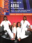 ANDERSSON/ULVAEUS - THE VERY BEST OF ABBA EASY ARRANGEMENTS FOR PIANO (HEUMANN)