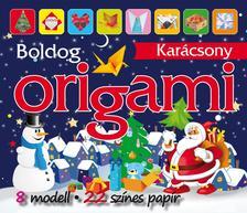 JONATHAN MOSTOW - Boldog karácsony - origami