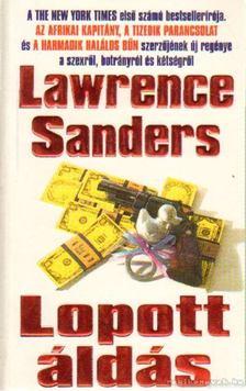 SANDERS, LAWRENCE - Lopott áldás [antikvár]