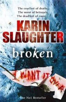 Karin Slaughter - Broken [antikvár]