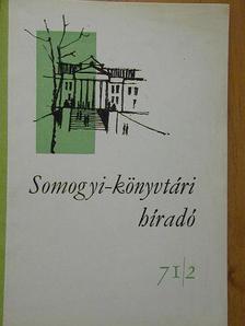 Gyuris György - Somogyi-könyvtári híradó 1971. május [antikvár]