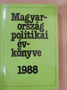 Ábel István - Magyarország politikai évkönyve 1988 [antikvár]