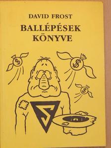 David Frost - Ballépések könyve [antikvár]