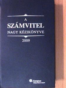 Dr. Szakács Imre - A számvitel nagy kézikönyve 2009 [antikvár]
