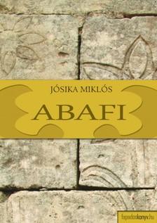 Jósika Miklós - Abafi [eKönyv: epub, mobi]