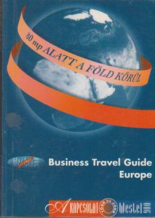 Kocsis L. Mihály - Business Travel Guide Europe [antikvár]