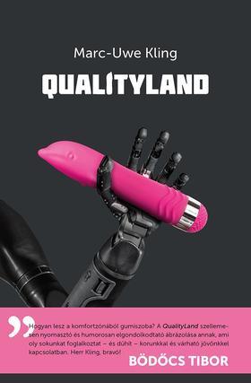 Marc-Uwe Kling - QualityLand [Nyári akció]