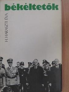 H. Haraszti Éva - Békéltetők [antikvár]