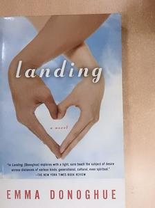 Emma Donoghue - Landing [antikvár]