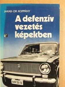 Dr. Koppány Géza - A defenzív vezetés képekben [antikvár]