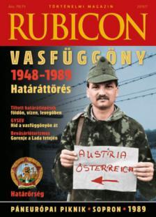 RUBICON - 2019/7 VASFÜGGÖNY