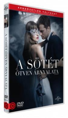 A SÖTÉT ÖTVEN ÁRNYALATA (BŐVÍTETT)  DVD