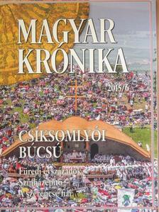 Andrek Andrea - Magyar Krónika 2015. június [antikvár]