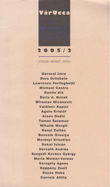 Fenyvesi Ottó - Vár Ucca Műhely 2005/2. [antikvár]