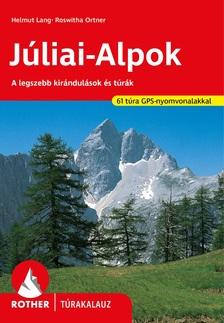 Júliai-Alpok Rother túrakalauz