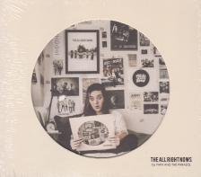 THE ALL RIGHT NOWS CD