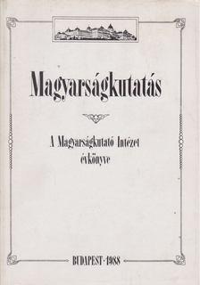 JUHÁSZ GYULA - Magyarságkutatás [antikvár]