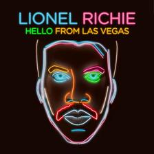 LIONEL RICHIE - HELLO FROM LAS VEGAS - CD