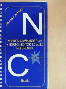Borbély Viktor - Norton Commander 3.0 + Norton Editor 1.5 és 2.0 referencia [antikvár]
